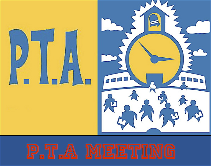 Pta Meeting Mcdonald Elementary School
