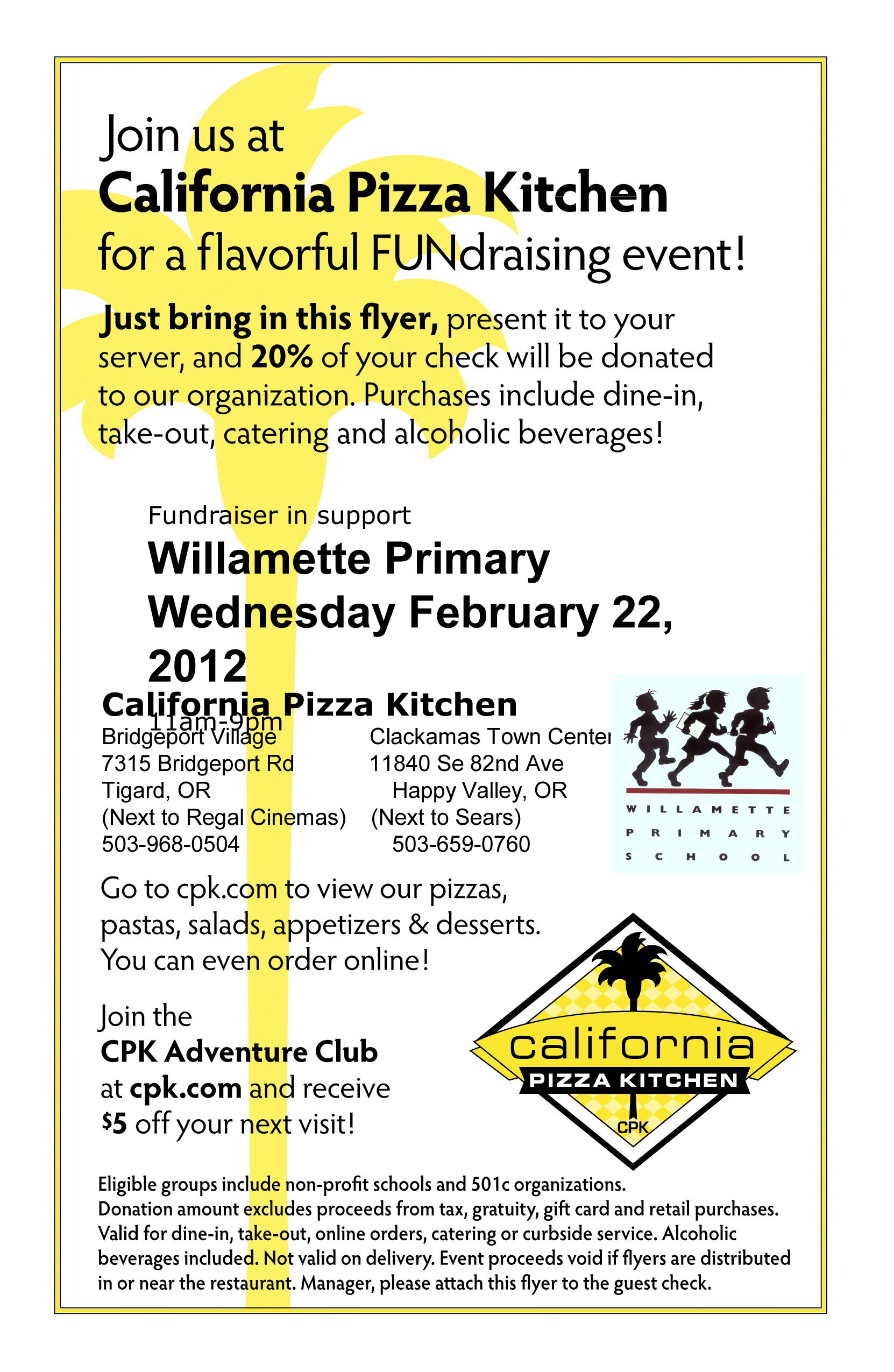 california pizza kitchen organizational structure