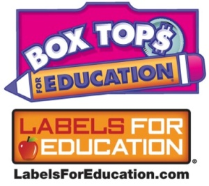 boxtops and label